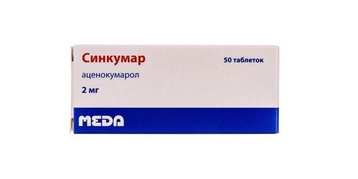 Чем можно заменить варфарин для разжижения крови