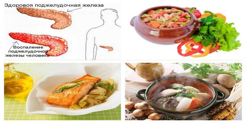 Диета Питания При Заболевании Поджелудочной Железы