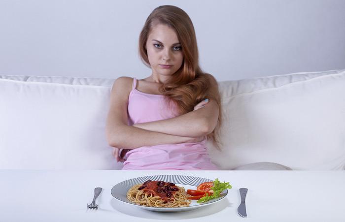 Потеря аппетита и похудение причины